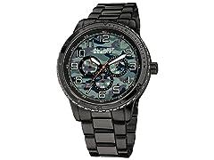 August Steiner Multifunction Bracelet Watch