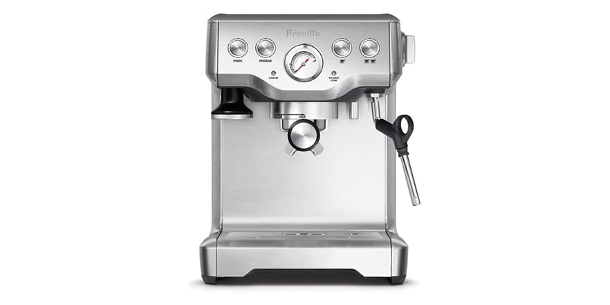 breville bes840xl the infuser espresso machine review
