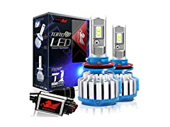 Win Power  H11 LED Headlight Bulb Conversion Kit