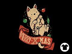 Merry Xmas Cat