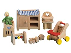 Night, Night Sleep Tight Nursery Set