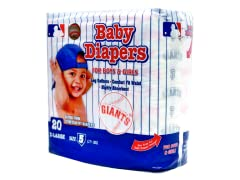 San Fransisco Giants Disposable Diapers