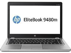 """HP EliteBook Folio 14"""" 8GB DDR3 Ultrabook"""