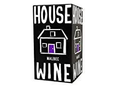 House Wine Malbec, 3L Box (3)