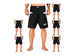 Elite Sports Fight Shorts, X-Large