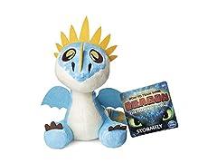 Dreamworks Dragons Plush Stormfly Dragon