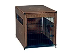 X-Large Pet Residence - Dark Brown