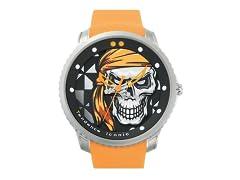 Pirate Orange Watch