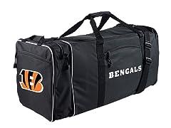 Cincinnati Bengals Steal Duffel