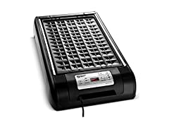 Magic-Mill Electric Smokeless Grill Pan