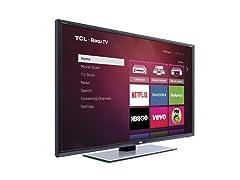 """TCL 3700 Series 32"""" TCL Smart Roku HDTV"""