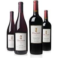 4-Pack WineSmith Mixed Reds Wine
