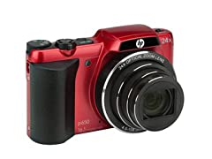 HP 16.1MP Digital Camera w/ 24x Optical Zoom
