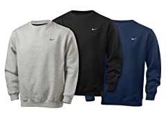 Nike Crew Neck Sweatshirt (L,XL)