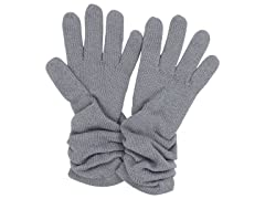 Collection Eighteen Women's Texting Gloves, Grey