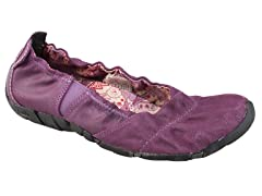 Women's Koa Suede - Dark Plum