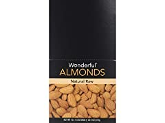 paramount Farms Almonds Natural Raw, 12 Pack