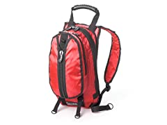 Basic Backpack - Red