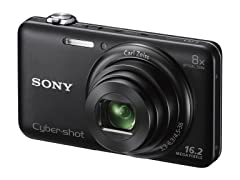 Sony 16.2MP Digital Camera with 8x Optical Zoom