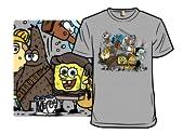 Sponge Wars