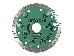 """Hitachi 4-1/2"""" Premium Turbo Protected Blade"""