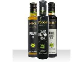 Pödör premium Oils and Vinegar