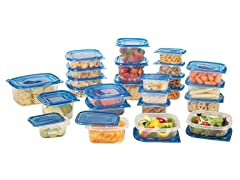 50-Piece Storage Container Set