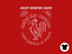 Cocky Rooster Sauce