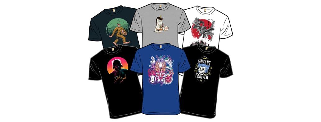Unicorns, Rainbows & Shirts! Oh My!