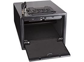 Stalwart Quick-Access Steel Electronic Safe