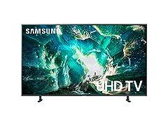 "Samsung 75"" RU8000 / RU800D 4K 8 Series Smart TV"