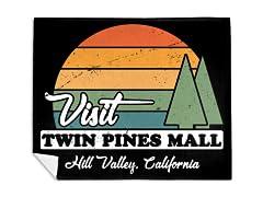 Visit Twin Pines Mink Fleece Blanket