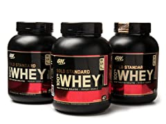 ON 100% Whey Gold Standard Protein Powder