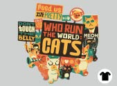 Who Run the World? Cats.