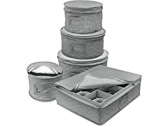 5 Piece Dish Storage Set