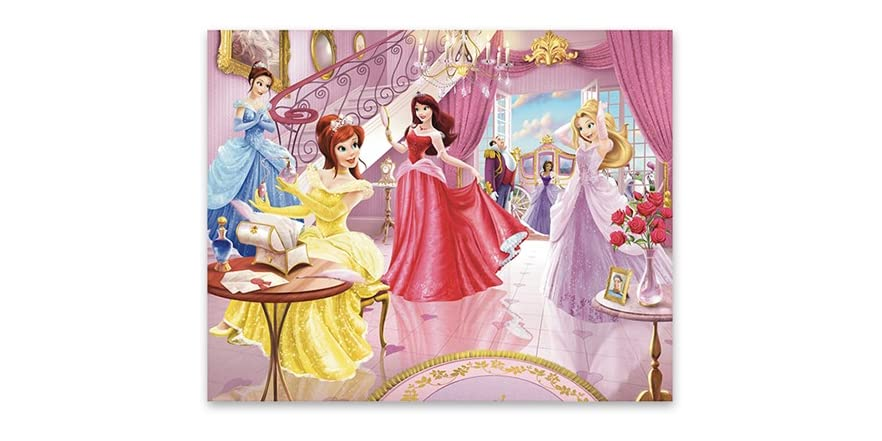Fairy princess wall mural kids toys for Fairy princess wall mural