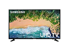 "Samsung 43"" Class NU6900 Smart 4K UHD TV (2018)"