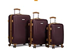 Dejuno Legion 3-PC Luggage Set