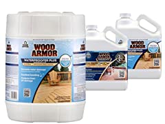 Home Armor Wood Armor Waterproofers