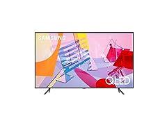 "Samsung 82"" Class QLED Q6DT Series - 4K Smart TV"