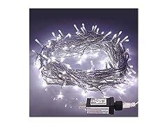 JMEXSUSS 100 LED Indoor String Lights