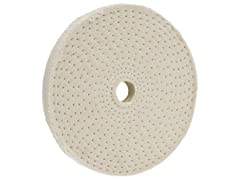 Woodstock Buffing Wheel, Spiral Sewn