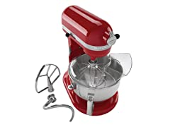 6 Qt. Lift Stand Mixer - Empire Red