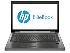 "HP Elitebook 17.3"" Workstation Laptop"