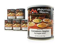 Cinnamon Apple Slices 6-Pack