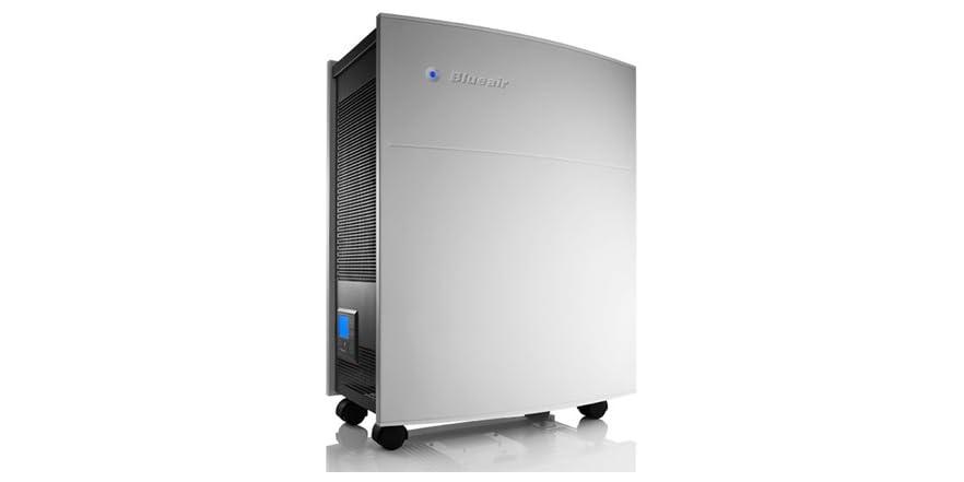 blueair 550e smokestop air purifier. Black Bedroom Furniture Sets. Home Design Ideas