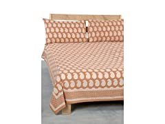Luxury Collection Printed Double Bed Sheet Set