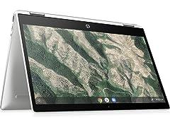 "HP x360 14"" Intel Convertible Chromebook (Open Box)"
