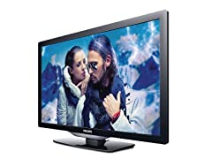 "Philips 32"" 720p LED HDTV with NetTV"