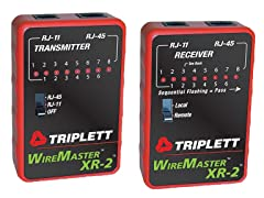 Triplett WireMaster LAN Cable Test Set